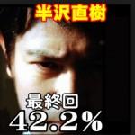 【半沢直樹】の視聴率!過去・現在の高視聴率ランキングベスト10!