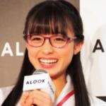橋本環奈ちゃんがメガネ姿に!来年4月から地元福岡の高校生になる!