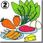 様々な食材の栄養素と特徴は?それを2回に分けて紹介!その②です。